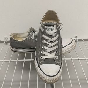 Chuck Taylor All Star Low Top Charcoal 7.5 M